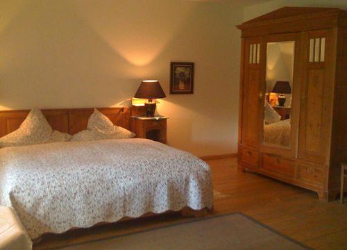 "Double room ""large lake view"" (1/1) - Haus am Watt"