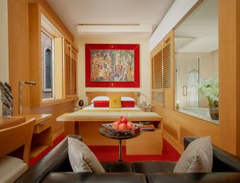 Richard Meier Executive Deluxe - Hotel Raphaël