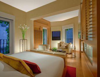 Richard Meier Executive Suite - Hotel Raphaël