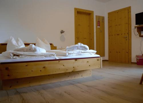 Biohotel Pirkers Zimmer Juniorsuite (1/3) - Pirker's Natur & Bio- Familienhotel