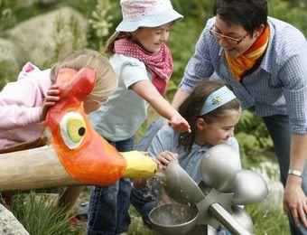 Biohotel Pirkers Kinderbetreuung im Urlaub