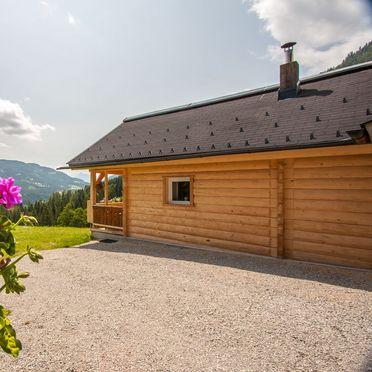 Sommer, Hütte Höhenegg, St. Martin, Salzburg, Salzburg, Österreich