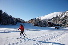 Langlaufen in Kärnten - Wellnesshotel Hochschober
