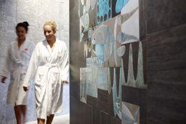 Saunabereich mitten in der Kärntner Bergwelt - Hotel Hochschober