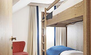 Bergkristall-Appartement mit Kinderzimmer