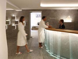 Kristall-Spa im Hotel Hochschober - Wellness auf Höchstem Niveau