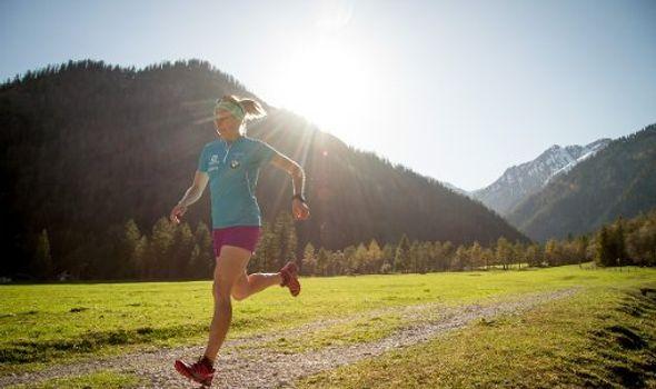 Im Team zum Quellenhof-Genuss-Halbmarathon