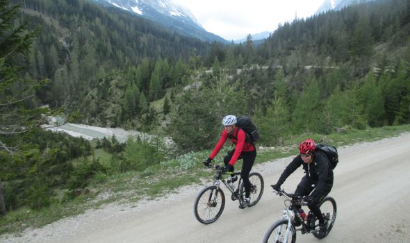 Bike Camp with Andreas for advanced bikers