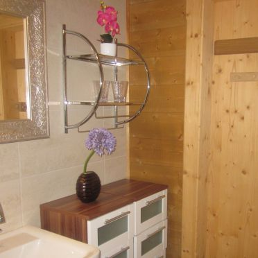 Lehenalm, Bathroom