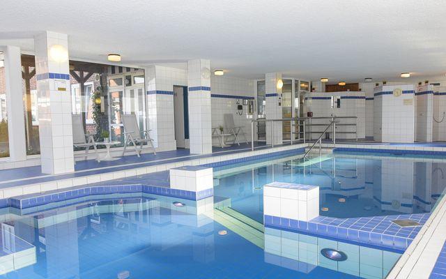 Biohotel Strandeck: Tageslicht Schwimmbad