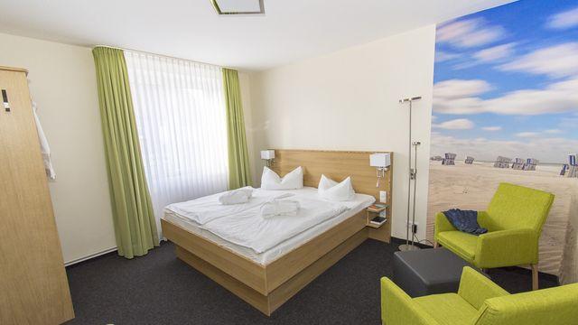 Bio Doppelzimmer Strandlust