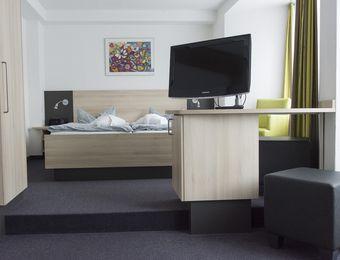 Junior suite standard - Biohotel Strandeck
