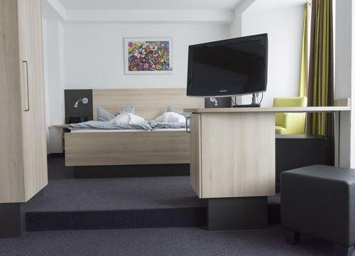 Junior suite standard (1/3) - Biohotel Strandeck