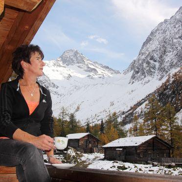 Aussicht, Glocknerklänge, Kals, Osttirol, Tirol, Österreich