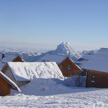 Steinkogelhütte am Feuerkogel, Winter