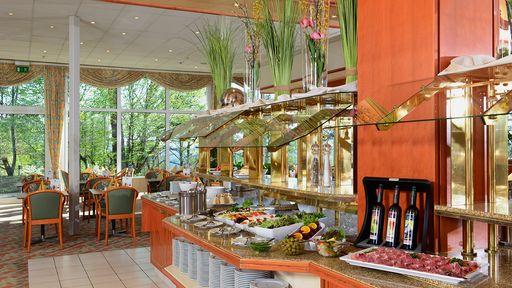 Alle unsere Buffets beinhalten vegetarische Komponenten.