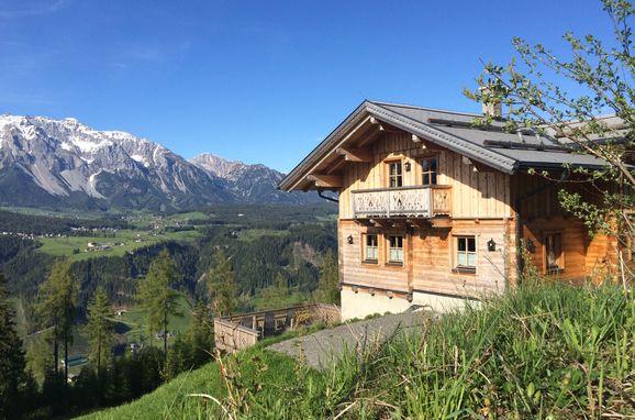Summer, Chalet Mitterspitz in Pichl, Schladming-Dachstein, Styria , Austria