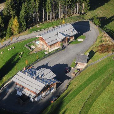 Sommer, Oberprenner Almchalet, Haus im Ennstal, Schladming-Dachstein, Styria , Austria