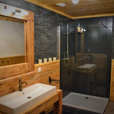 Almchalet Dorfblick, Bathroom