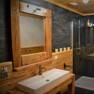 Almchalet Dorfblick, Badezimmer