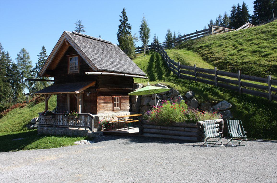 Schladming Dachstein Troadkostn, Sommer