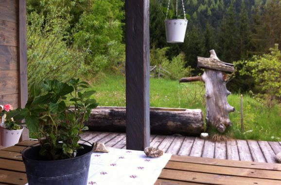 Reitlehen Hütte, Fountainj