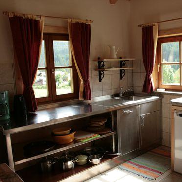 Küche, Monigold in St. Martin am Tennengebirge, Salzburg, Salzburg, Österreich