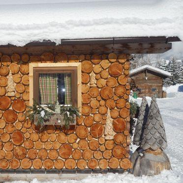 Winter, Hütte Monigold, St. Martin am Tennengebirge, Salzburg, Salzburg, Österreich