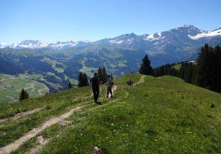 Semaines de randonnées | No 4