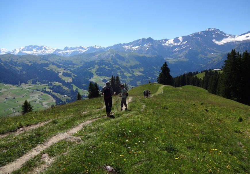 Semaines de randonnées   No 6