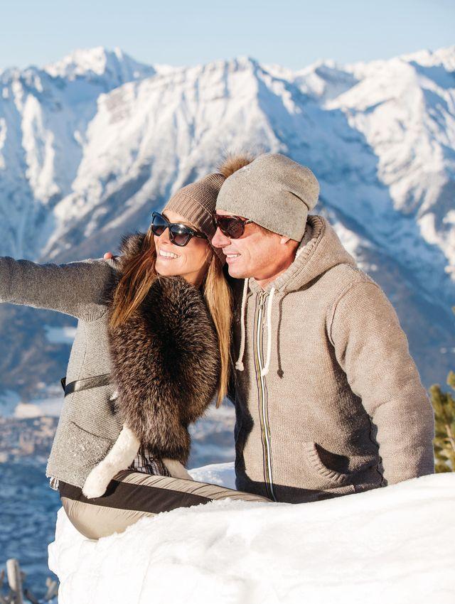 Sightseeing like a local! Innsbruck Winter 2021