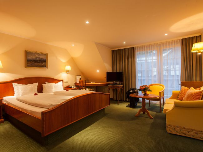 Sonne double room - find tranquility and enjoy