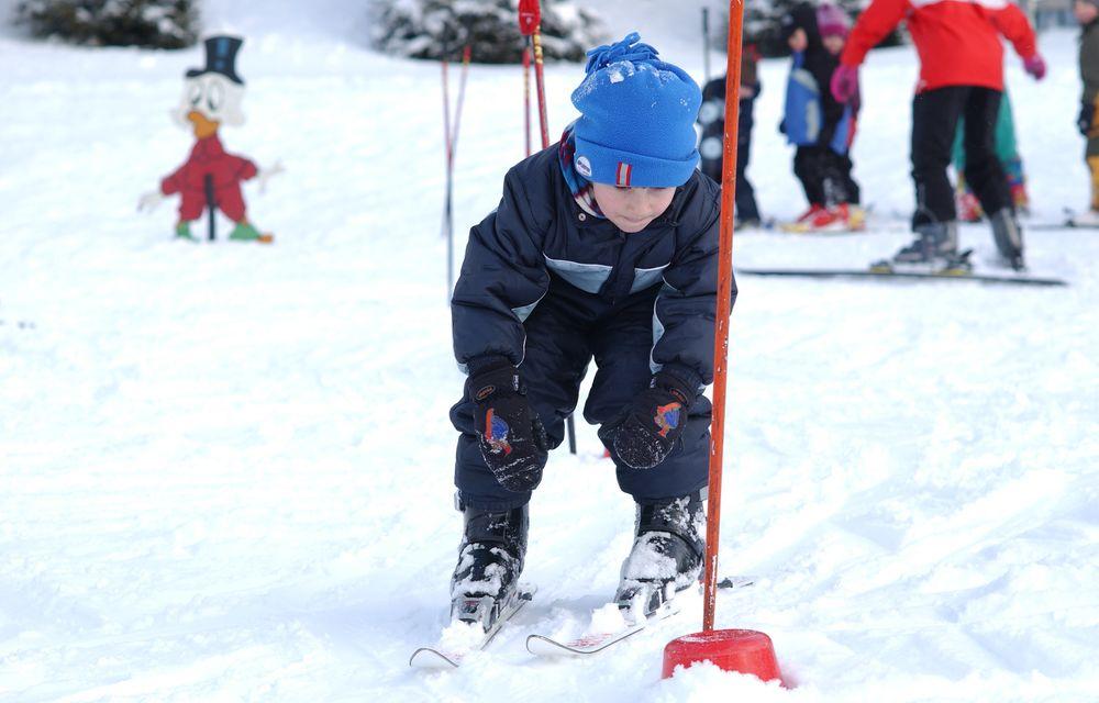 Skikurs Kind (ab 4 Jahren)