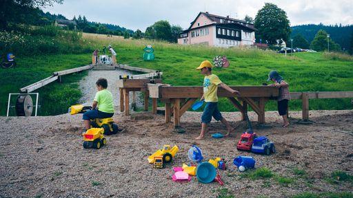 Urlaub mit Wasser im Familotel FamilienKlub Krug | Familotel Fichtelgebirge | Hotel Krug