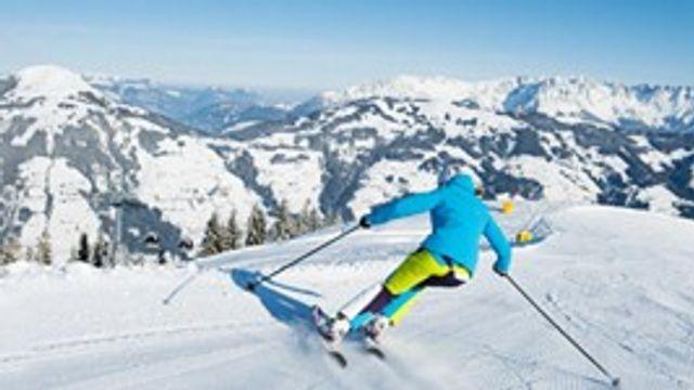 Neujahr in St. Johann in Tirol!