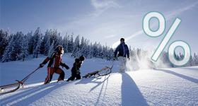 Winter Opening mit 30% Preisvorteil