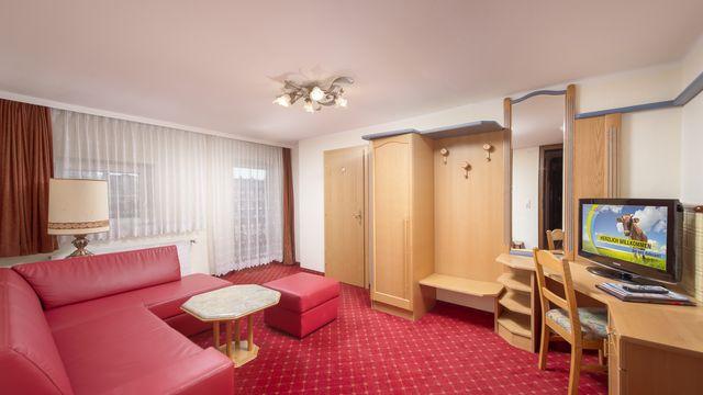 3-Zimmer Apartment Jumbonest im St. Johanner Hof