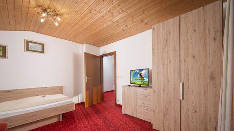 Familien Apartment Storchennest in der Alpenvilla Hotel Central