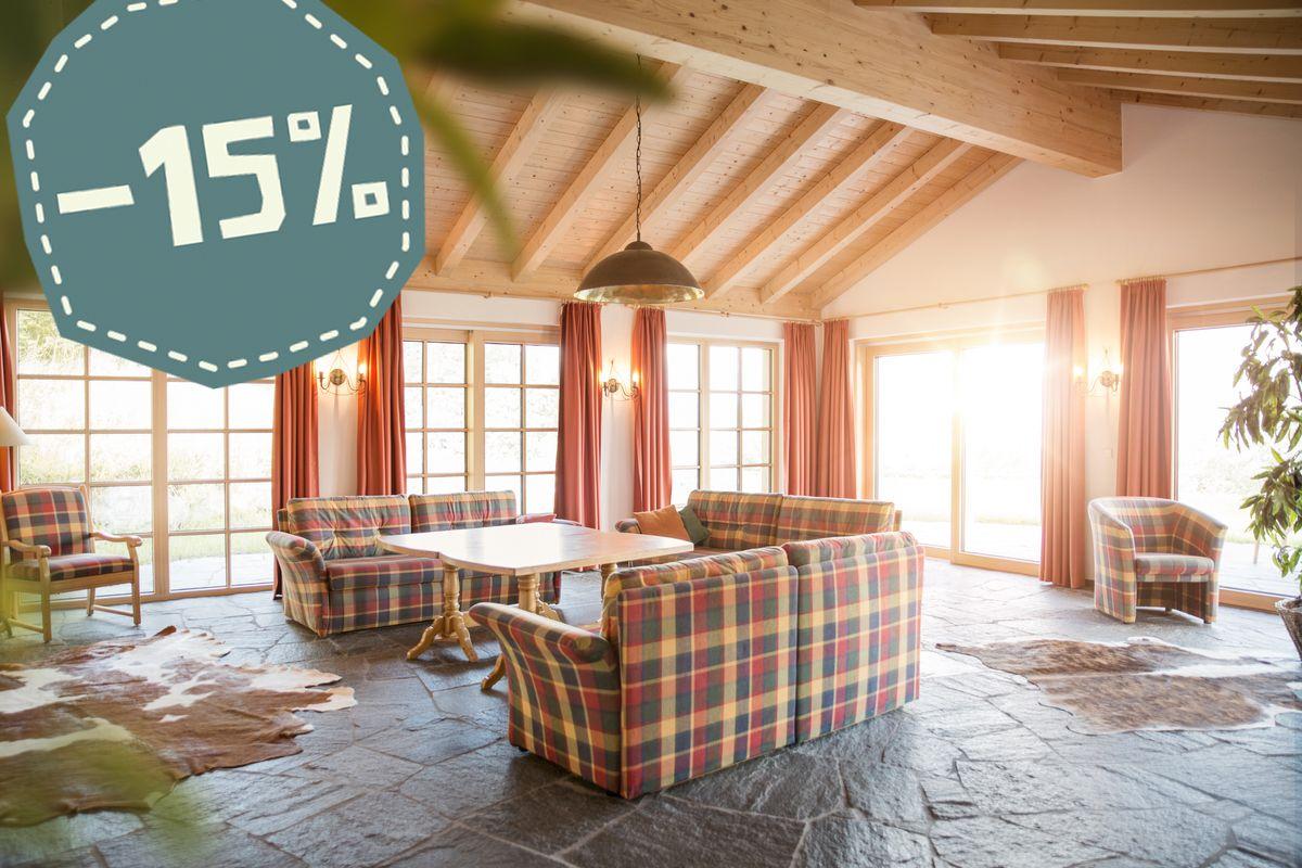 Last Minute 3 Nächte Ferienhaus Entschenkopf