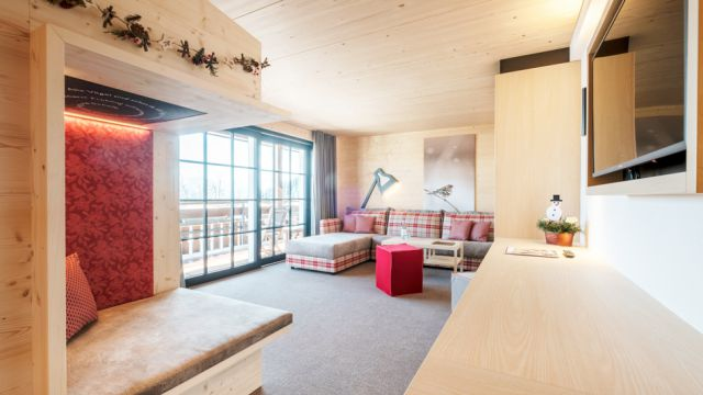 App. Rubihorn | 52 m² - 3-Raum