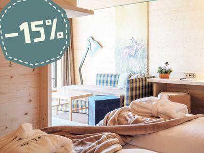 Last Minute 2 Nächte 2-Raum Appartement Nebelhorn