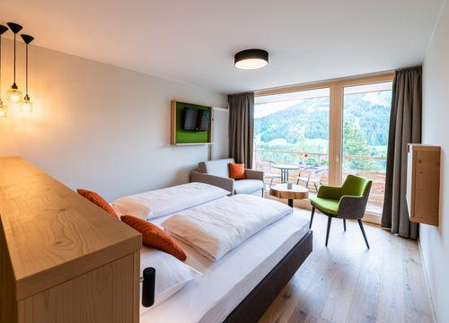 Double room Besler (1/1) - Berghotel Ifenblick