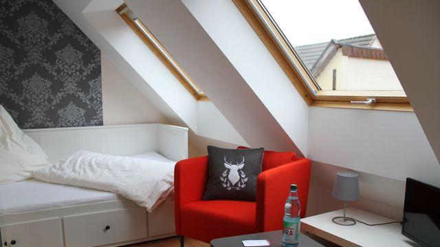Familienzimmer - Erle | 12 qm - 1-Raum