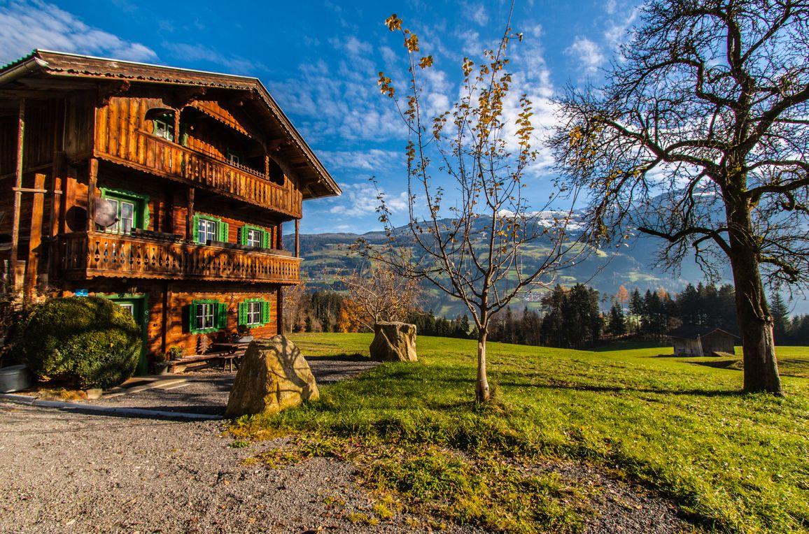 Stollenberghütte, Sommer