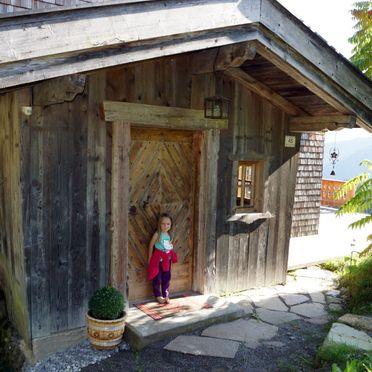 Chalet Alpenblick, Eingang