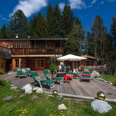 summer, Chalet Alpenblick, Kitzbühel, Tirol, Tyrol, Austria