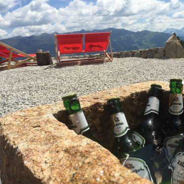 Sommer, Chalet Hochzillertal, Kaltenbach im Zillertal, Tirol, Tirol, Österreich