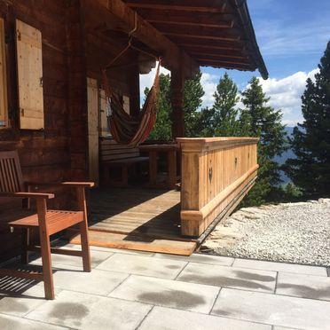 Terrasse, Chalet Hochzillertal, Kaltenbach im Zillertal, Tirol, Tirol, Österreich