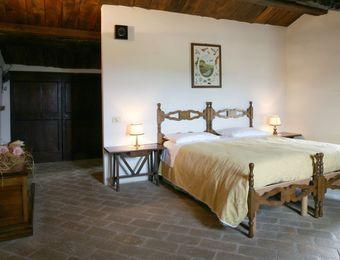 """Mulit-Bed Room """"The Italian Maple"""" - Bio-Agriturismo La Cerqua"""