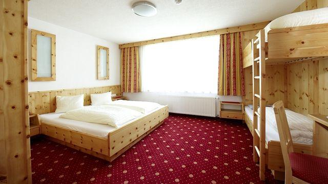 Großraumappartement Rotkäppchen im Hotel Stefan | 50m²